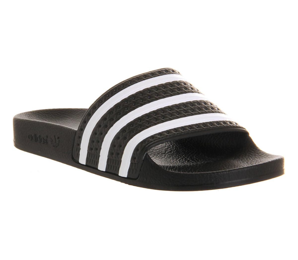 Adidas slides mens AOD1232 [AOD1232] $64.50 : Adidas Shoes